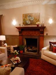how to close off or open up an old fireplace