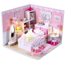 aliexpresscom buy 112 diy miniature doll house. Aliexpresscom Buy 112 Diy Miniature Doll House. House Handmade  Wooden Assembles Model Building