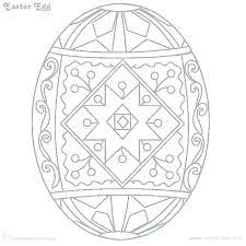 Easter Eggs Templates Festivnation Com