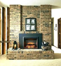 charmglow electric fireplace replacement insert for w parts stand remote contro
