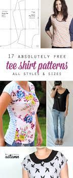 Free Shirt Patterns Amazing Decoration