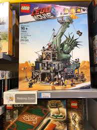 Apocalypseburg already retiring soon? : lego