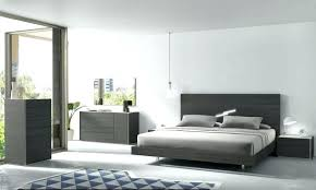 contemporary leather bedroom furniture. Modern Leather Bedroom Furniture With Black Set Contemporary