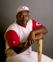 Dmitri Young Reds | SCP AUCTIONS