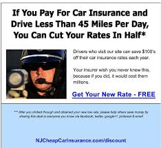 new jersey manufacturers auto insurance