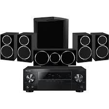 pioneer 5 1 speakers. pioneer vsx330 av receiver with wharfedale diamond 220 hcp 5.1 speakers 5 1