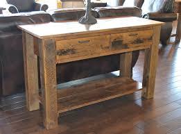 sofa table ideas. Best Rustic Sofa Table Decor Ideas