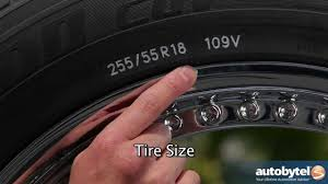 How To Read A Tire Size Understanding A Tire Sidewall Abtl Auto Extras
