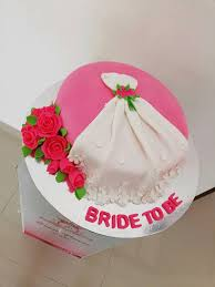 Bride To Be Cake Pearl Flower Cake Facebook