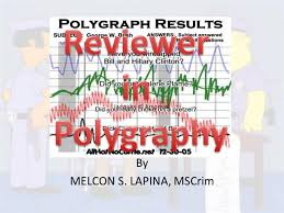 Polygraph Chart Definition Reviewer In Polygraphy Updated 011414 Authorstream
