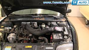 how to install replace intake hose chevy cavalier pontiac sunfire how to install replace intake hose chevy cavalier pontiac sunfire 95 97 1aauto com