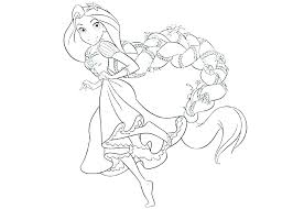 Coloring Pages To Color Online Disney Princess Coloring Sheets