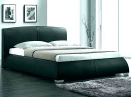 full size of ireland queen faux leather bed black acme furniture with tufted headboard home improvement