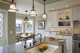chic and creative color ideas for kitchen 20