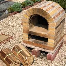 ピザ 窯 diy