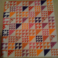 half square triangles quilt | After the half square triangles were ... & half square triangles quilt | After the half square triangles were all put  together, I Adamdwight.com