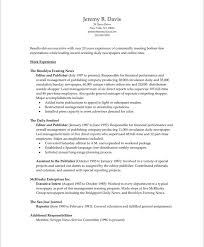 Edit My Resume Online Free Best of Managing Editor Free Resume Samples Blue Sky Resumes