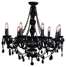 outdoor surprising chandelier black wrought iron 12 lighting hanging leaf rooster designer surprising chandelier black wrought