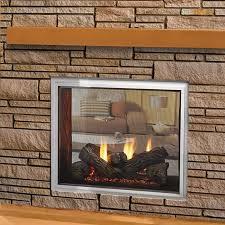 fortress indoor outdoor fireplace