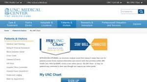 Unc Chart Account Unc Sign In Log In Unc Sign In Sign In Official Login