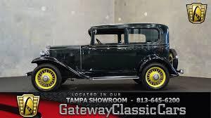644-TPA 1931 Chevrolet Independence Inline 6 Cylinder 3-Speed ...