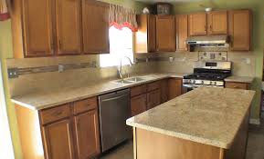 Kitchen Top Granite Colors Quartz Kitchen Countertops Modern Kitchen With Green Quartz