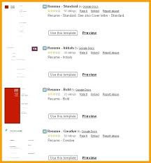 Resume Format Google Docs Resume Format Google Docs 19