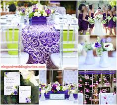 Purple and green wedding colors Wedding Decorations Purple And Green Wedding Elegant Wedding Invites Top Color Combination Ideas For Purple Weddings