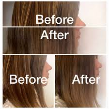 Shimmer Lights Shampoo Before And After Pin By Nyc Wholesale On Hair Tips Tricks Purple Shampoo