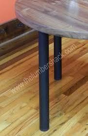 black metal dining table legs 1 7 png