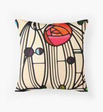 charles rennie mackintosh window floor pillow