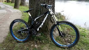 transition tr450 bike build