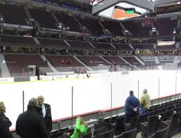 Ottawa Senators Seating Chart Canadian Tire Centre Section 118 Seat Views Seatgeek