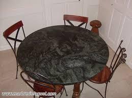 Table Bar En Marbre Ou Pierre Naturelle Sur Mesure 38 73
