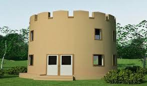 elegant mini castle house plans small home new tower