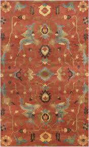 full size of glamorous burnt orange area rugs large and brown rug 810 residenciarusc within alluring