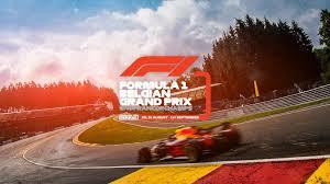 Erst zum vierten mal ist die königsklasse des motorsports in. The Formula One Belgian Grand Prix At The Circuit Of Spa Francorchamps Is Maintained Rennstrecke Von Spa Francorchamps