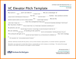10+ resume pitch example