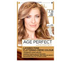 L Oreal Excellence Age Perfect Colour Chart Age Perfect Classic Day Cream