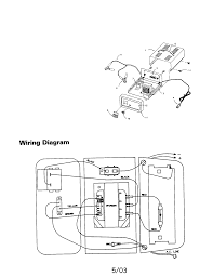 wiring diagram for sears battery charger wiring hard battery charger wiring diagram hard home wiring diagrams on wiring diagram for sears battery charger