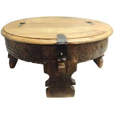carved round coffee table moroccan carved round coffee table for hand carved chinese coffee table