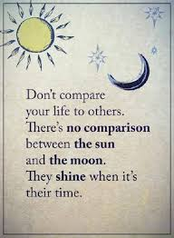 About Life Quotes Best Positive Life Quotes About Encourage Why Don't Compare Your Life