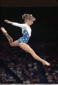 Kathy Johnson   Gymnastics pictures, Female gymnast, Olympic gymnastics