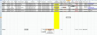 Spreadsheet Tracking Play The Game Without Losing Your Mind Points Tracking