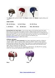 Cyclechic Co Uks Buyers Guide To Helmets