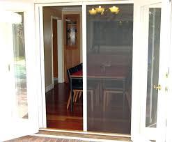 garage door track sliding screen inside kit patio replacement custom ga