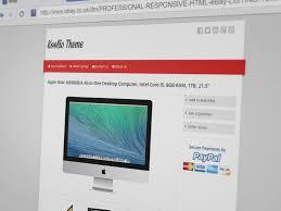 Listing Template Koolio Responsive Ebay Listing Template Finest Design
