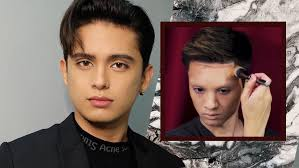 this james reid makeup transformation is the coolest thing you ll see today