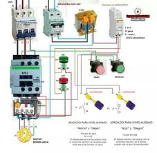 water pump motor wiring diagram electrical blog how to wire an electric motor single phase at Motor Wiring Diagram