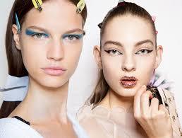 spring summer 2017 makeup trends